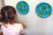 Holidays - Earth Day / Celebrate Earth Day with The Cheerful Chalkboard! Find ideas to decorate your classroom and home. Lesson plans, games, projects, activities, and more!