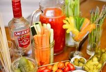 Brunch Drinks / Brunch? Bring it on! Check out our board for tips on how to plan the perfect brunch party with your girlfriends including decoration ideas, drink recipes and much more! / by Smirnoff US