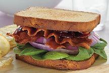 Healthier Sandwich & Burgers / by M I R A N D A