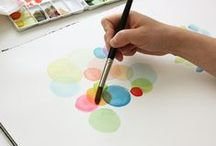 Watercolor: Tips and tricks