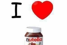 Nutella Love / by Blue Door Bakery