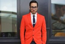 Men's Bold Colour / Bold colour for men