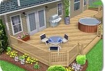 New Deck & Doors Ideas / Ideas for the New Front Deck and Doors