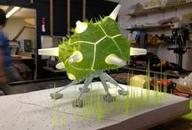 Theater of Lost Species by Future Cities Lab