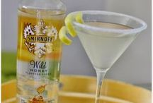 Blogger Created Recipes / Get inspired by these exclusive Smirnoff recipes from bloggers to mix up a glass of your own.  / by Smirnoff US