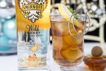Smirnoff Confections + Stella & Dot / Get the latest seasonal drinks and fashionable holiday gifts from Smirnoff Wild Honey, Cinna-Sugat Twist and Stella & Dot! / by Smirnoff US