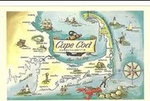 Cape Cod on My Mind / by Susan Rae