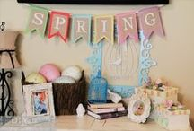 Spring / by Michelle // Elegance & Enchantment