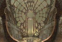 Love Art Nouveau / by Gina Grundy