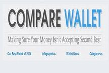 """Compare Wallet / The team at CompareCards.com writes about their advice for credit card holders, personal success stories, weekly credit card news, and what we consider to be the """"Best Of"""" in credit cards, paying off debt, and best practices for financial stability."""
