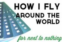 Travel the World for Free / Success stories of how these regular people make credit cards work in their favor. They offer tips and tricks to how you can live a life debt free while maximizing on the benefits and rewards of credit cards.