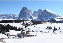 Skiing in Italy / World class ski resorts, great value ski accommodation and lively apres - what's not to like about skiing in Italy?