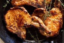 Pork & Beef Recipes / by Megan Meyer