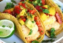 Seafood Recipes / by Megan Meyer