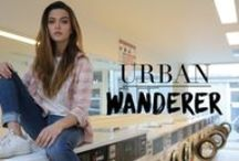 COF ☁  URBAN WANDERER / Our new Urban Wanderer collection.