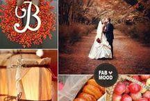 Fall Wedding / Ideas for my fall wedding