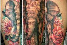 tattoos. / by Geneviève Doiron