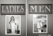 Leuke ideetjes bruiloft!