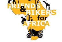 Friends And Bikers for Africa - Humanitarian Beninian Project / people, moments and feelings of Friends and Bikers for Africa.