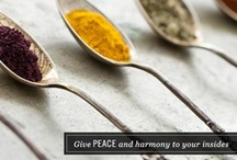 "NUTRITIONALS / ""Give peace and harmony to your insides"" Nigel Sampson / by Whole Body Method"