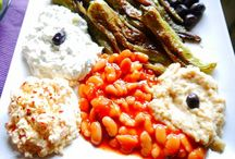 Greek food / Im a greek girl & I love food.Please join me in sharing all of our  beautiful countries delicious food on this board. add new members if needed. Ellada Sagapo kai mou leipeis!