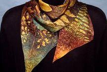 Gifts from Silk from the Hartz / Original silk creations by Warren Hartz