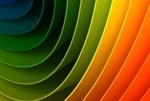 Color en tu vida / Pon color en tu vida con estas imágenes donde el color es el protagonista.