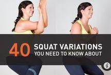 Fitness: Dat Ass / Workouts, Food, Motivation