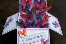 Cards / Homemade cards I like