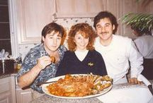 Family Photo Album / Michael Angelo's is a family business, and we've been working side-by-side for over 30 years!