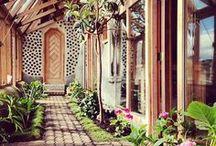 Ma maison idéale / Un jour je vais y arriver en attendant je bricole dans mon coin!