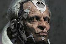 Cyborg Art