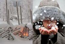 hiver / Une période de repos pour les agriculteurs maraîchers. Une période de contemplation de nos magnifiques hivers Québécois. Bon hiver à tous et profitez de cette belle période glacée.