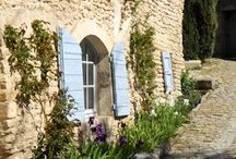 Off The Beaten Path / Hidden treasure in Provence - a little hard to find but oh so worth the effort.