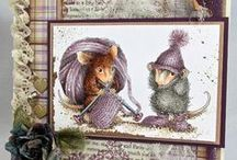 House Mouse  / House Mouse Cards