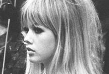 60's hairstyles / I love 60's hairstyles