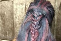 tukkajuttuja / Cute and cool hairstyles for girls