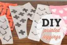 Baby Everything / Clothes, DIY, Parenting