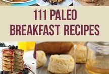 Recipes: Breaking the Fast / breakfast and early morning recipes
