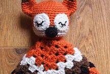Crochet & Knit: Baby & Child / #clothes #blankets #toys #toddler #infant #child #boys #girls #knit #crochet