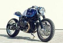 Moto Vintage Art