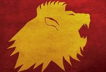 Game of Thrones / hear me roar, winter is comming, ......