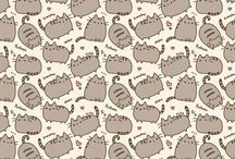 #Pusheen / Cute, cute, cute, cute, cute, cute! They are so cute! Wait did I forget to say that I think there CUTE!!!