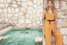 Spring/Summer / Summer 15 trends, campaigns and collections.