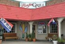 EAT HERE (When on the Outer Banks!) / Local Eateries from Corolla to Hatteras......