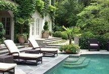 Porches and Pools