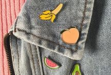 patch me up⚡️ / pins//patches//badges //embroidery✨