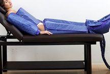 ESTÉTICA Y BELLEZA / Presoterapia efecto sauna
