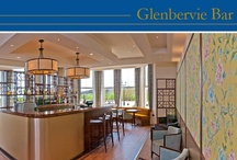 The Glenbervie Bar / Mullion Cove Hotel's Glenbervie Bar sits in a stunning location overlooking the Atlantic.