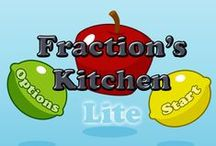 Fraction Apps / Top 20 apps (and their reviews) to work on fractions
